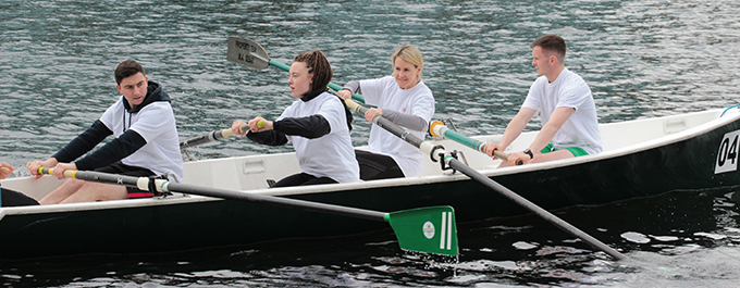 Crew Class | 4th Annual Dublin Docklands Regatta